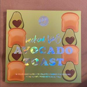 BH Cosmetics Avacado Toast shadow palette